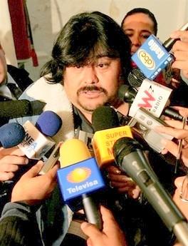 Flavio Sosa conferenza stampa