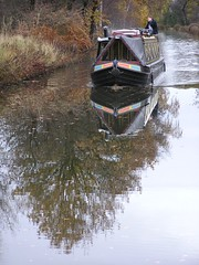 passing by (lovestruck.) Tags: canal narrowboat coventrycanal birminghamfazeleycanal helmsmanscourse
