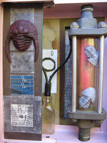 trilobite machine detail