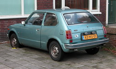 1976 Honda Civic (Michiel2005) Tags: auto car honda civic hcar