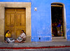 'Pasando el Rato' (anita gt) Tags: guatemala antigua guate antiguaguatemala flickrgt