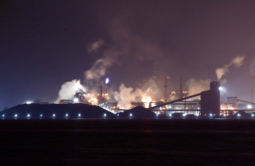 Stelco at Night