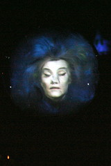 Madame Leota (FrogMiller) Tags: ca family madame fun scary ride disneyland ghost disney haunted spooky projection ghosts mansion madam nos hauntedmansion neworleanssquare specialeffects specialeffect leota seance disneylandresort imagineer madameleota madamleota robertmiller frogberto imagineers seanceroom