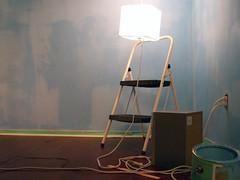 living room in 'Blue Brooke'