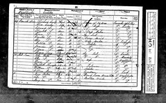 Richard Cowley Census 1851