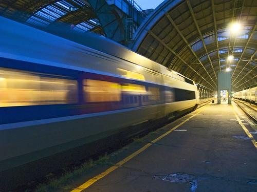 Ferrovie - foto di Ciccio Pizzettaro