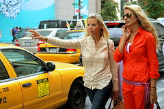 IMG_7806 (artcphoto) Tags: nyc newyork women cab taxi 5thave 1on1peoplephotooftheday superbmasterpiece 1on1peoplephotoofthedayapril2007