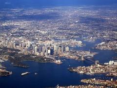 Sydney Aerial 1