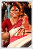 Durga Puja ~ Women (Vivek M.) Tags: festival kali indian bangalore durgapuja bengali