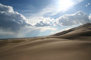 Great Sand Dunes Midday