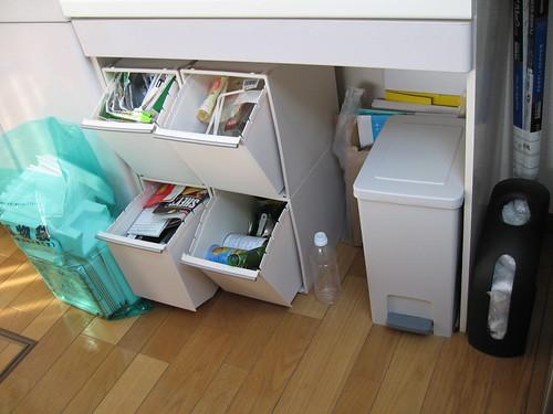 Toppen Köpstoppsbloggen: Tema sopor - källsortering i hemmet IM-31