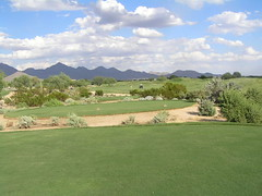 TPC Scottsdale Golf Course, Arizona