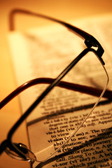 Vision (Michael Rugosi) Tags: word glasses vision dictionary meaning
