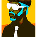 Stevie Wonder vector