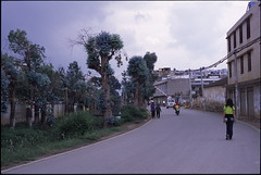 (david goodis) Tags: china colors death dangerous chaos acid artificial suburbs kunming yunnan provia100f