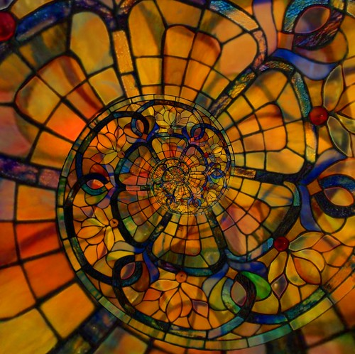 Recursive Stained Glass
