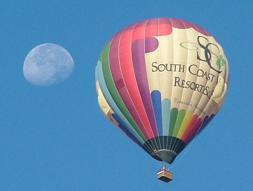 South Coast Resort Balloon