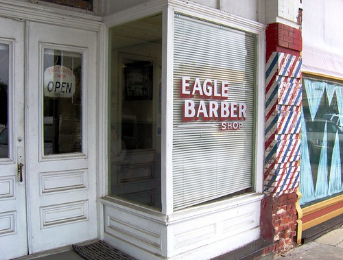 eagle barber shop