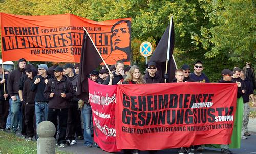 Nazis Frankfurt Neonazis