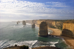 great ocean road, australia (davidjcubberly) Tags: ocean road travel david landscape great australia 12 twelve apostles cubberly bestofaustralia internationalgeographic top20australia wwwdavidjcubberlycom toisndeoro