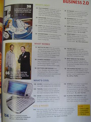 Magazine File