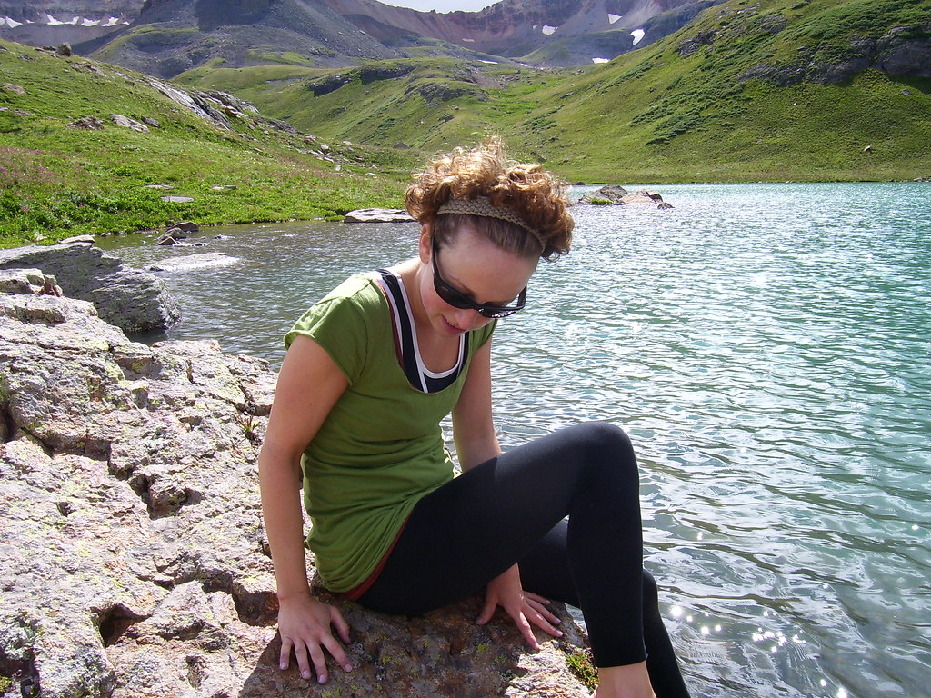 Ice Lake-where I finally found the Ice Wand!