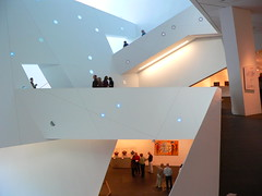 Denver Art Museum - Fredrick Hamilton Building Interior