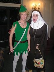 Choosy Moms Choose Peter! (Wanda Wisdom) Tags: gay friends party halloween lesbian drag dance costume uniform habit sister glbt 2006 nun queen transgender holy bisexual dragqueen parkhouse wandawisdom luckybitchradio carmelite