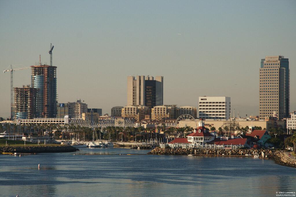 Long Beach, CA City Hall