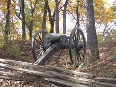 Kennesaw Mtn Battlefield