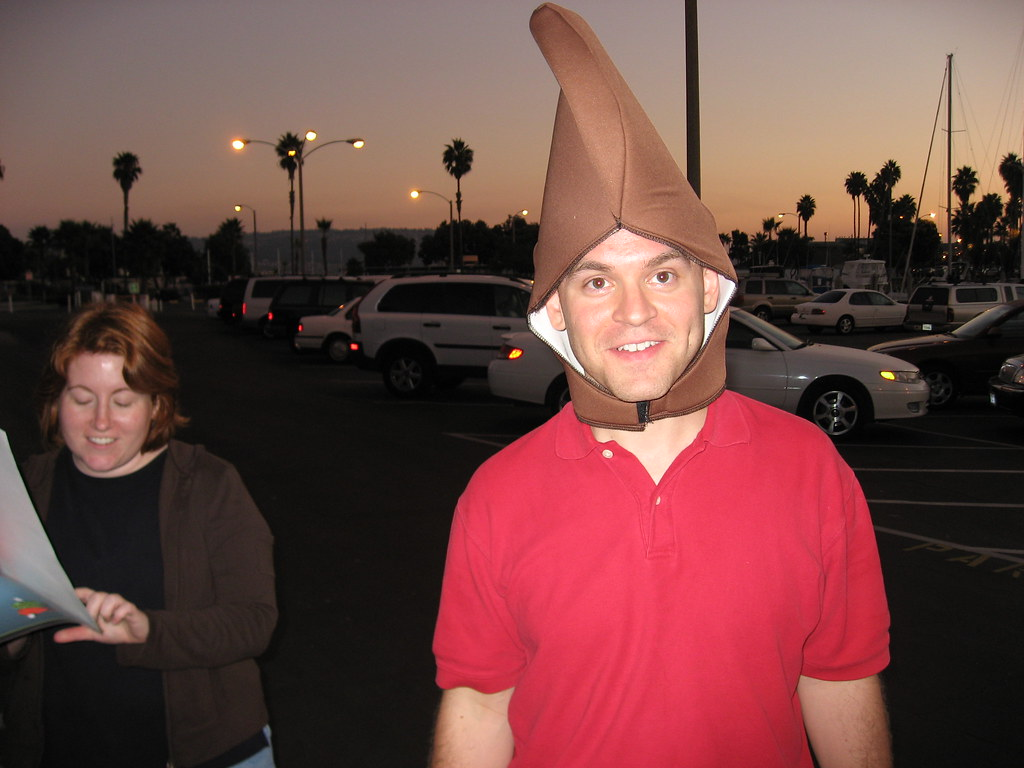 The World S Best Photos Of Conehead And Halloween Flickr Hive Mind