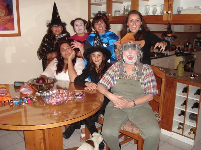 party halloween