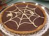 Carol's Chocolate Pie (avlxyz) Tags: food halloween pie dessert sweet casio tart exilim chocolatetart chocolatepie z850