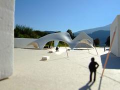 Freibar09 (dotkomm05) Tags: architecture concrete model shell architektur modell beton schale
