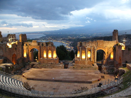 The Ancient Greek-Roman Theatre