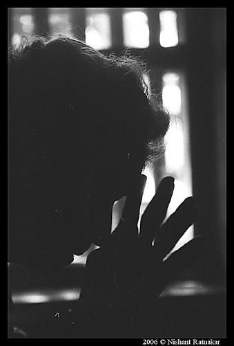 Prayer in darkness