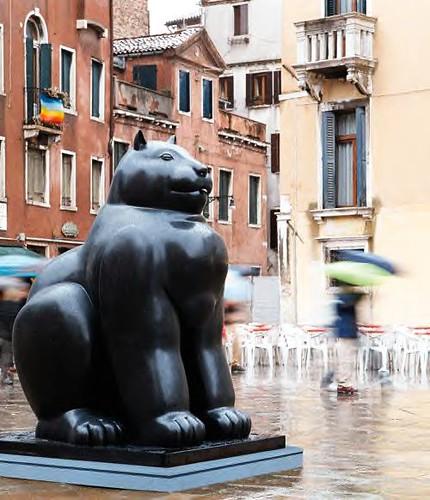 Botero a Venise