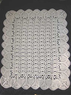 Ravelry Exquisite Baby Afghan Pattern By Terry Kimbrough