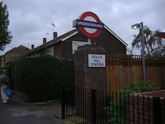 Picture of Dollis Hill Station