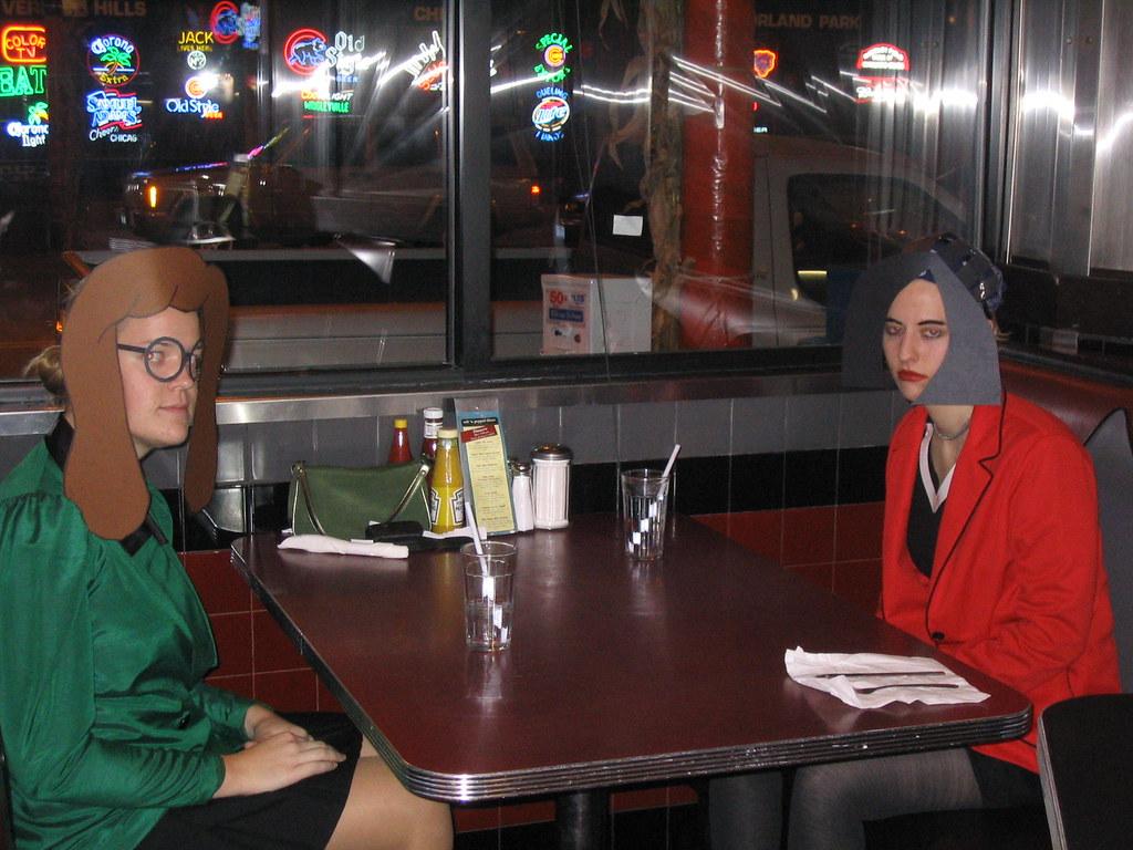 Daria And Jane MyMemoryIsBadSoINeedPicturesToJogIt Tags Chicago Halloween Lane Morgendorfer