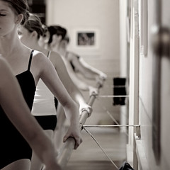 focus (paul veraguth) Tags: bw ballet ballerina twtmeiconoftheday artlibre practicetoimproveskills common_threads:topic=61