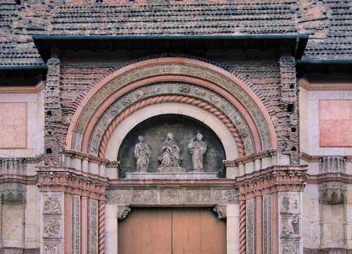 The Basilica of St. Petronius – Bologna, Italy # 2