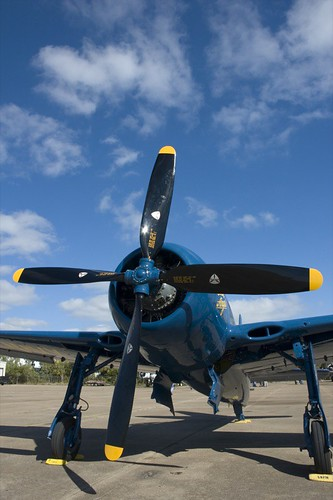 Warbird picture - F8F Bearcat