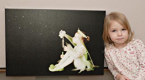 Ash Fairy Dust Canvas!