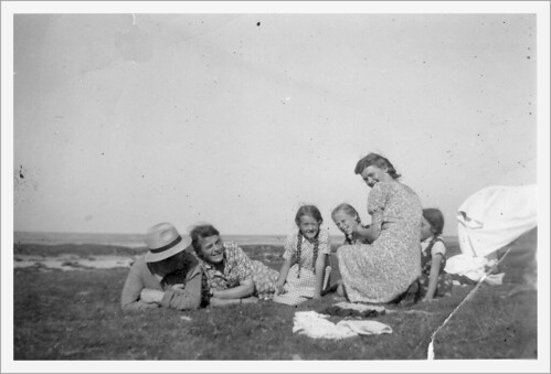 picnic in 1944