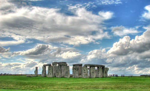 Stonehenge HDR2 by _moonpie.