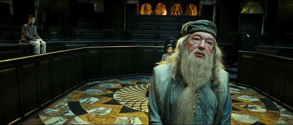 escenas de la quinta pelicula de harry potter: