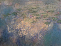 Clouds and waterlillies (AnnabelB) Tags: birthday city nyc usa newyork ar