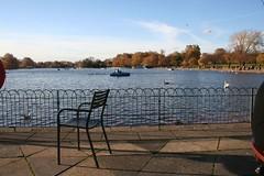 Lake (sanderbijl) Tags: november 2006 londen sander