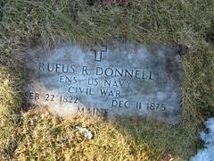Rufus R Donnell, U.S. Civil War Veteran (amagocsi) Tags: york maine civilwar genealogy veteran militaryhistory warbetweenthestates uscivilwar donnell rufusrdonnell
